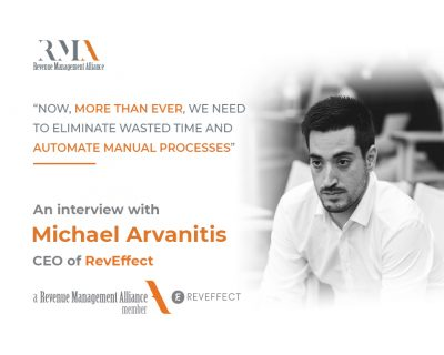 """""""Now, More than Ever, We Need to Eliminate Wasted Time and Automate Manual Processes"""" – an Interview with Michael Arvanitis, CEO of RevEffect"""